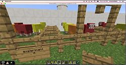 Exploring Genetics Through Minecraft