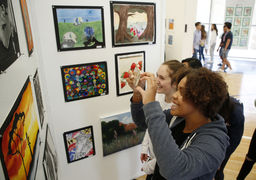 All-School Art Show