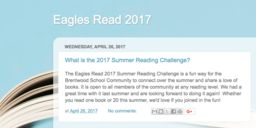 Summer Reading Challenge Success