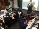 1:1 Macbook Program Brings the Middle School Piano Lab to Life