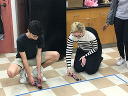 Mousetrap Dragsters in the Physics Lab
