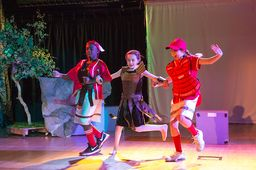"""Perseus"" Comes to the Lower School"