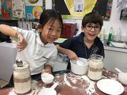 2nd Grade Science: Gingerbread Lab