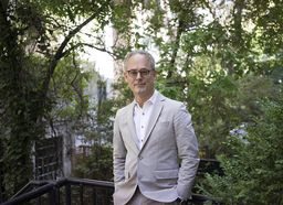 TICKETS ON SALE NOW for the John Hutson Memorial Guest Lecture Featuring Amor Towles
