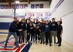 Water Polo Raises a Banner in the Eagledome