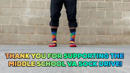 Sock Drive for Veterans Exceeds Goal...Again!