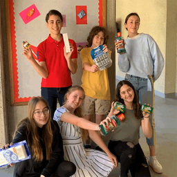All-School Toiletries Drive