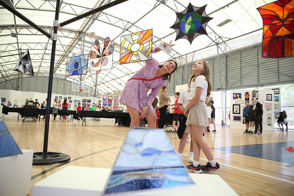 All-School Art Show: Creativity in All Forms