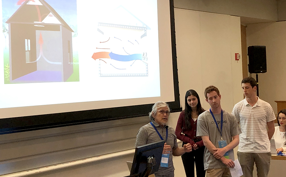Brentwood Students Participate in UCLA's Impactathon